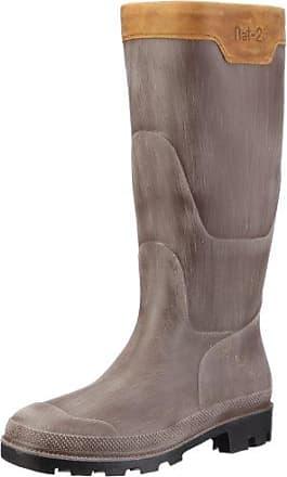 Nat-2 PRIME SHARP, Damen Gummistiefel, Braun (grey brown), EU 40 (UK 6.5) (US 9)
