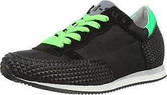 Nat-2 n2 Fast, Unisex-Erwachsene Sneaker, Schwarz (black), EU 44 (UK 9.5) (US 10.5)