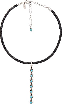 Natalie B Jewelry Desert Desire Choker in Black