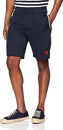 Michigan Short, Pantalones Cortos Deportivos para Hombre, Azul (Antique Wash AW), (Tamaño del Fabricante:33) Dickies