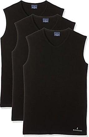 511, Camiseta de Tirantes Para Hombre, Multicolor (Nero/Navi/Jeans), X-Large (talla del fabricante: 6), Pack de 3 Navigare
