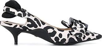 buckle-detail kitten heels - Nude & Neutrals N°21