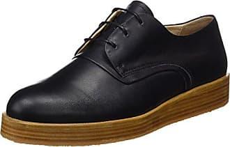 Neosens S091 Restored Skin Aris, Zapatos de Cordones Oxford para Hombre, Hueso (Cream), 46 EU