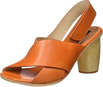 Philippe Starck Thing N II Fem, Chanclas para Mujer, Naranja (Orange/Orange Salmon 24421), 35/36 EU Ipanema