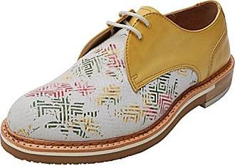 Suave - Zapatos de cordones de Otra Piel para mujer, color multicolor, talla 36 EU