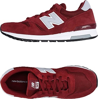 NEW BALANCE 565 SUEDE/MESH Sneakers & Tennis basses femme.