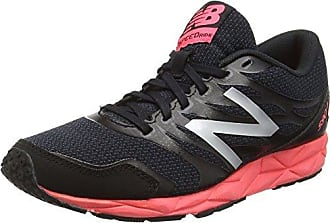 New Balance W390Bp2 - Zapatillas para Hombre, Negro (Black/Pink), 36 EU 3.5 UK