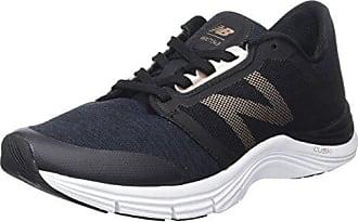 WX711GZ2 - Zapatillas Deportivas para Interior Mujer, Color Negro, Talla 40.5 (Talla Fabricante: 7 UK) New Balance