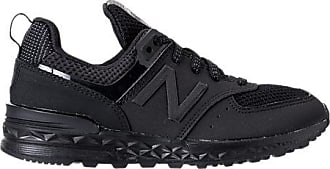 New Balance Boys Preschool 574 Sport Casual Shoes Black