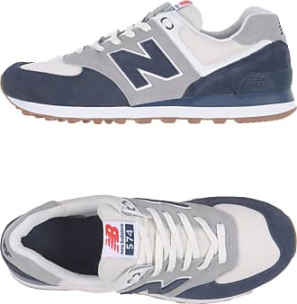 574 FRESH FOAM PIGSKIN - CHAUSSURES - Sneakers & Tennis bassesNew Balance