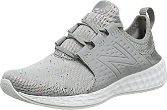 415, Sneaker Donna, Grigio (Grey/White Seasonal), 38 EU New Balance