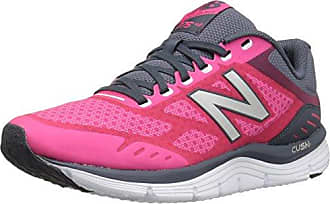 New Balance WL373DPW, Baskets Femme, Rose (Pink/White), 37.5 EU