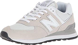 New Balance 574v2 Sneaker Donna Beige Beige/White Wl574ew 41 EU F0A