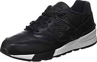 New Balance 597 Scarpe Running Uomo Nero Black 40.5 EU T6I
