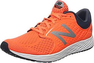New Balance Minimus 40, Zapatillas de Running para Asfalto para Hombre, Varios Colores (Vintage Indigo/Vivid Tangerine), 36.5 EU
