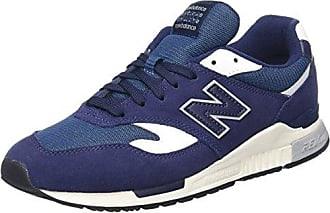 New Balance U410V1 - Zapatillas Hombre, Blue, 45.5 EU