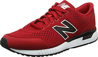 M565 Classic, Running Homme, Rouge (Red/Grey), 41.5 EUNew Balance