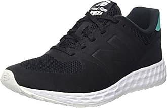 Mx80bb2, Chaussures de Sport dintérieur Homme - Noir - Noir (Noir/Argenté), 45.5 EU (11 UK)New Balance