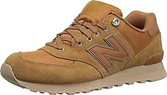 New Balance 574, Sneaker a Collo Basso Uomo, Marrone (Sand), 42.5 EU