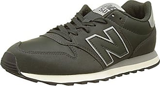 New Balance ML373, Zapatillas Bajas para Hombre, Multicolor (Light Grey/Navy), 42.5 EU