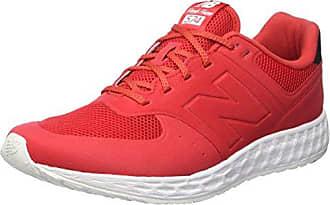 New Balance Ml840v1, Zapatillas Para Hombre, Rojo (Red), 45.5 EU