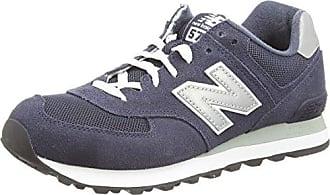 New Balance Ml574v2 Sneaker Uomo Grigio Hellgrau/Rosa 45 EU Scarpe
