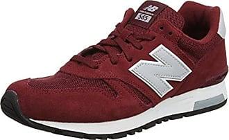 New Balance 420 70s Running Suede, Zapatillas Unisex Adulto, Rojo (Red), 37.5 EU