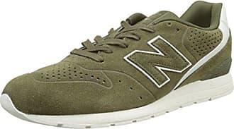 New Balance 996 Leather, Zapatillas para Hombre, Azul (Navy), 45.5 EU