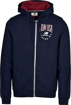 RUN USA FZ HOOD SWEAT - TOPWEAR - Sweatshirts New Balance