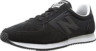 New Balance U446v1, Zapatillas Unisex Adulto, Negro (Black/Blue), 46.5 EU