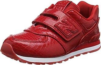 New Balance Kl410 M, Baskets mode mixte enfant, Multicolore (Black/red), 33 EU