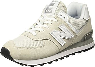 574 Zapatillas para Hombre, Multicolor (Sea Salt), 37.5 EU New Balance