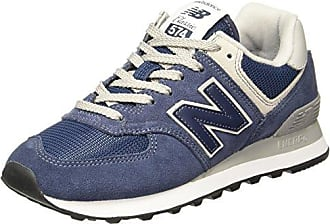 New Balance WL574EB, Zapatillas Mujer, Azul (Light Porcelain Blue), 41.5 EU