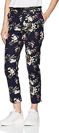 New Look Printed Premium, Pantalones para Mujer, Azul (Blue Pattern 49), 40