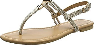 New Look Damen Hot Glitter Sandalen