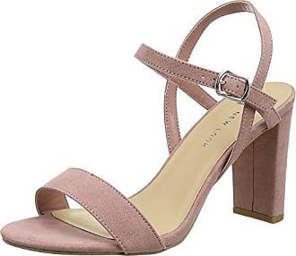 New Look 5443498 - Zapatillas de Material Sintético Mujer, Color, Talla 36