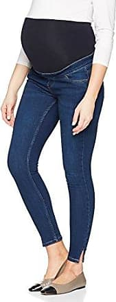 Womens Victoria Sponge Split Hem Skinny Jeans New Look Maternity