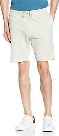 Basic Pique, Short Homme, Beige (Oatmeal 14), SNew Look