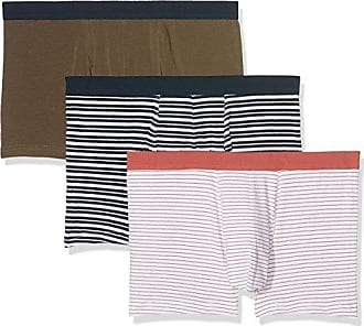 Mens Redgrave Stripe Waistband Trunks New Look