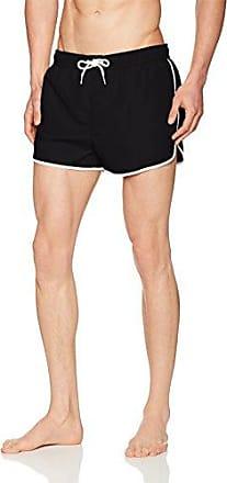 Mens Basic Instinct Men Hr. Aqua Shorts Swim Shorts Skiny