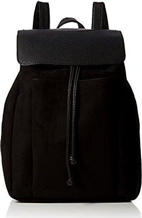 Womens Uma Utility Nylon Backpack Green (Dark Khaki) New Look