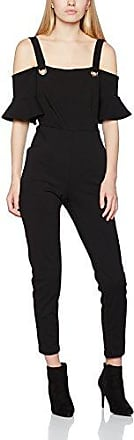 Womens Claudie-board Str. Viscose Overall Dungarees Fornarina