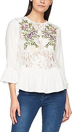 Womens Mono Lace Blouse New Look