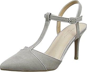 New Look Jewel, Escarpins Bout fermé FemmeGrisGrey (Mid Grey), 36