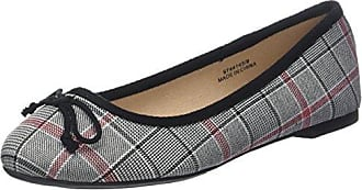 Womens Wide Fit-Jeck Closed Toe Ballet Flats New Look