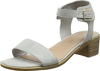 HIRSCHKOGEL 3005717, Zapatos de Tacón con Punta Cerrada para Mujer, Marrón (Sand 005), 41 EU