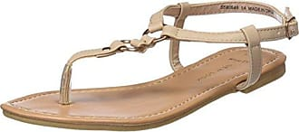 New Look Wide Foot Immaline, Sandali Punta Aperta Donna, Bianco (White 10), 39 EU
