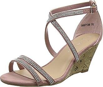 Wide Foot Future - Sandales à Talon - Femme - Blanc (Blanc) - 36 (UK 3)New Look