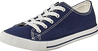 Marker - Sneakers Basses - Femme - Bleu Marine - 38 EU (5 UK)New Look