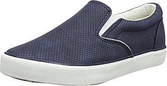 New Look Merf, Zapatillas para Mujer, Azul (Navy 41), 37 EU